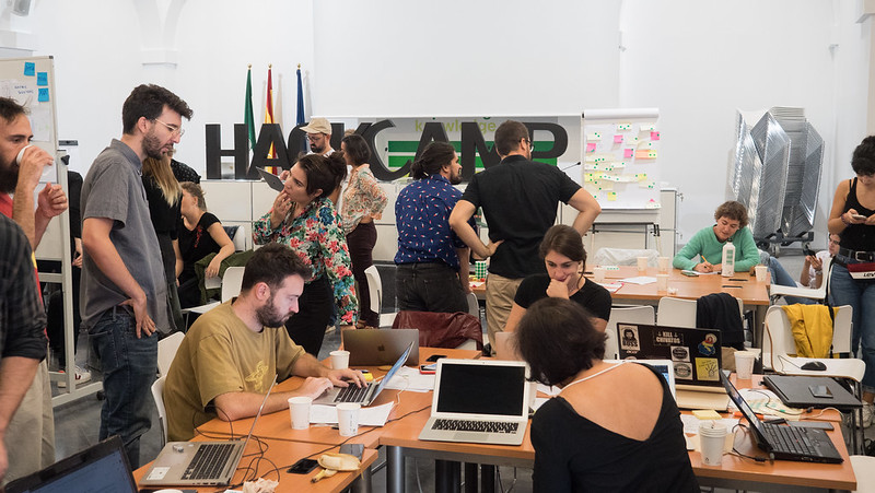 The MediActivism European Hackcamp is coming!